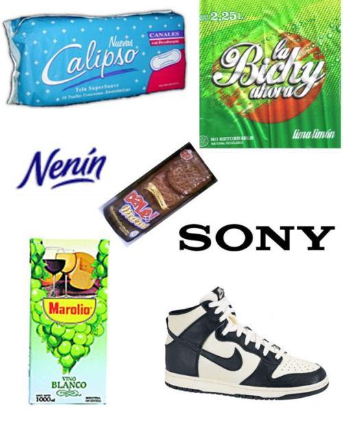 Calipso Bichy Sony Nike Nenín Dale María Marolio