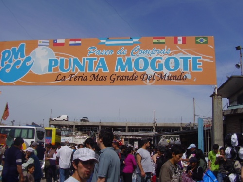 Pta Mogotes